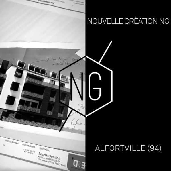 Résidence Alfortville par NG Promotion sur Paris 94